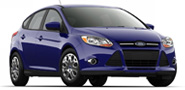 FORD FOCUS from Larnaca Car Hire