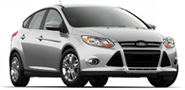 FORD FOCUS AUTO from Larnaca Car Hire