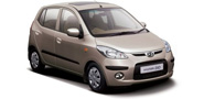 HYUNDAI I10 from Larnaca Car Hire