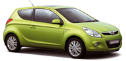 HYUNDAI I20 from Larnaca Car Hire