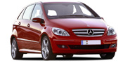 MERCEDES B CLASS from Larnaca Car Hire