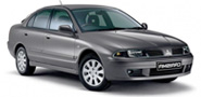 MITSUBISHI CARISMA from Larnaca Car Hire