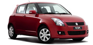 SUZUKI SWIFT from Larnaca Car Hire